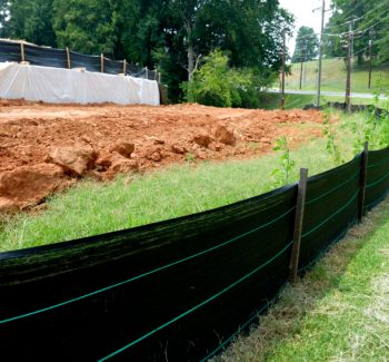 Stormwater & Silt Control